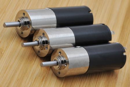 空心杯减速电机的介绍