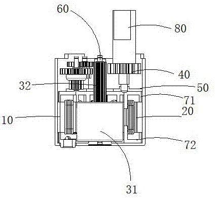 减速电机结构及原理