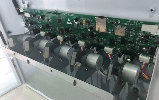供应共享纸巾机专用电机-共享纸巾机电机厂家-亚博电机