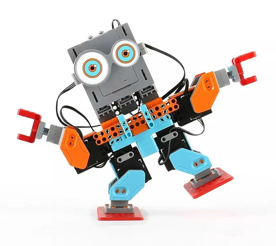 编程机器人舵机传动系统解决方案