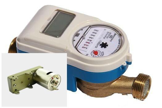 智能水表电机_智能水表专用电机定制-亚博电机