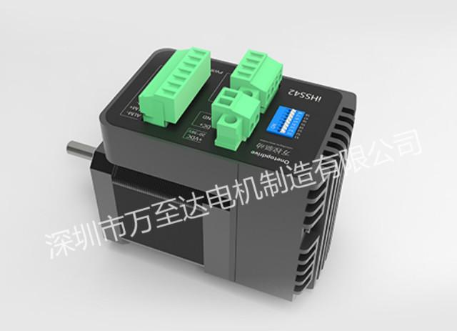 万至达物流仓储机器人专用电机解决方案