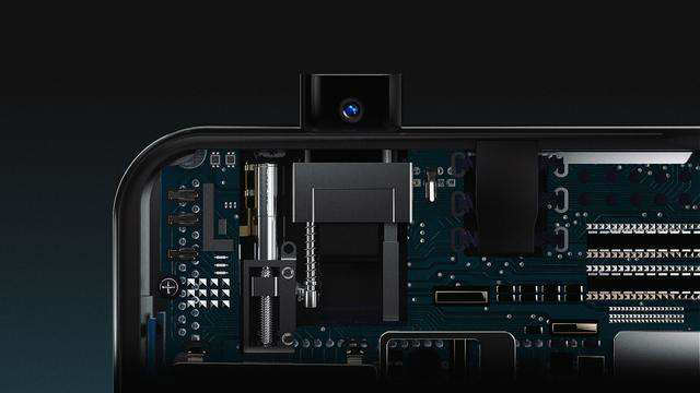 全面屏手机镜头伸缩电机解决方案