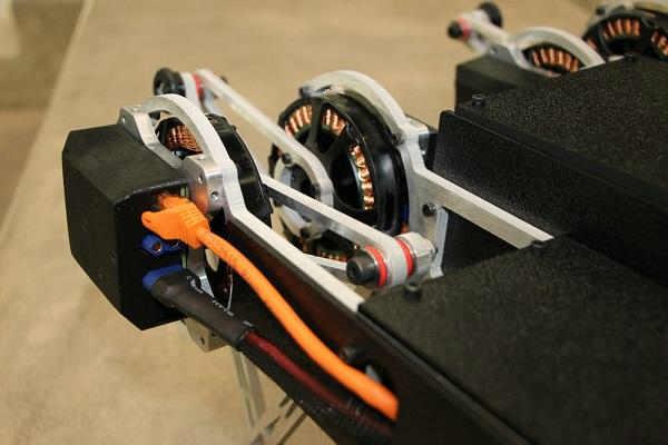 适用于机器人应用的微型电机
