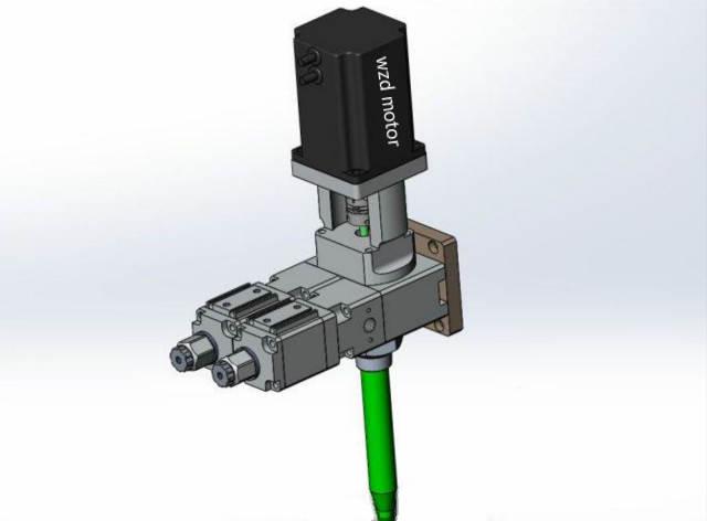 微型点胶螺杆泵电机