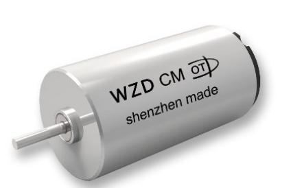 OT-CM1630石墨刷空心杯电机