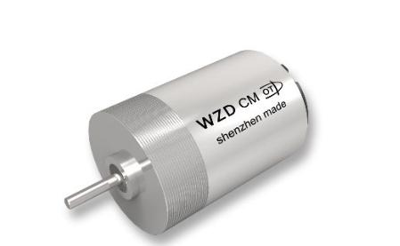 OT-CM1725石墨刷空心杯电机