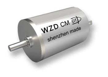 OT-CM2233石墨刷空心杯电机