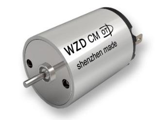 OT-CM2433石墨刷空心杯电机