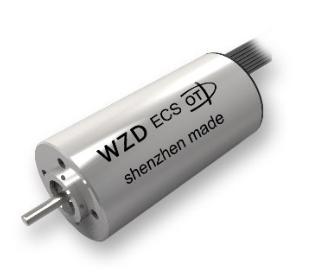 OT-ECS 2040无槽无刷直流电机