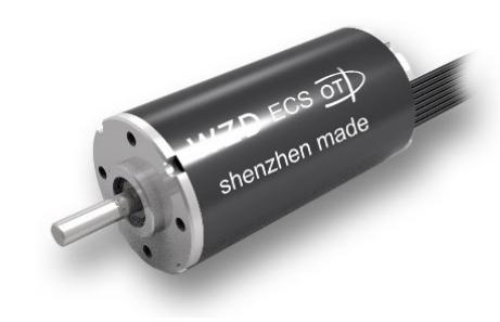 OT-ECS 2854无槽无刷直流电机
