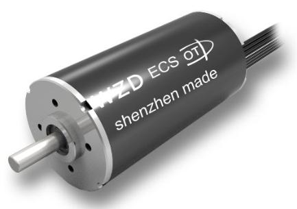 OT-ECS 3670无槽无刷直流电机