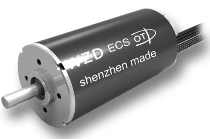 OT-ECS 4080无槽无刷直流电机